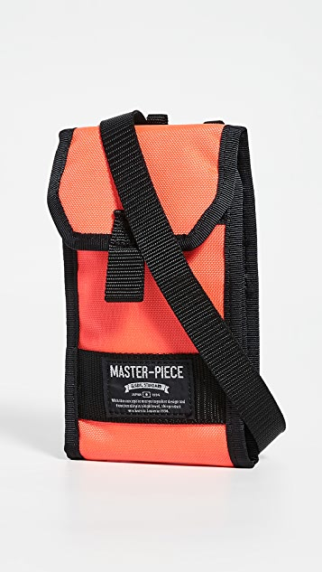 Master-Piece Quick Wallet Shoulder Bag