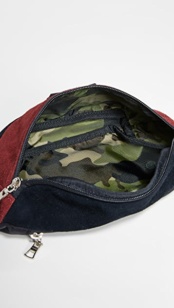 Master-Piece Revise Waterproof Waist Bag