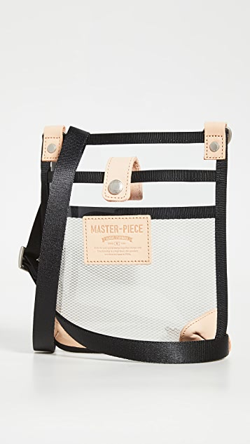 Master-Piece Liquid Crossbody Bag