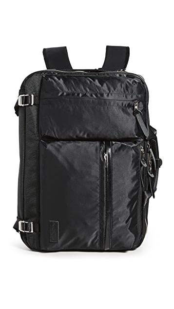 Master-Piece Lightning Backpack Briefcase
