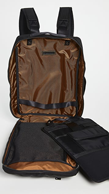Master-Piece Wall 2-Way Backpack