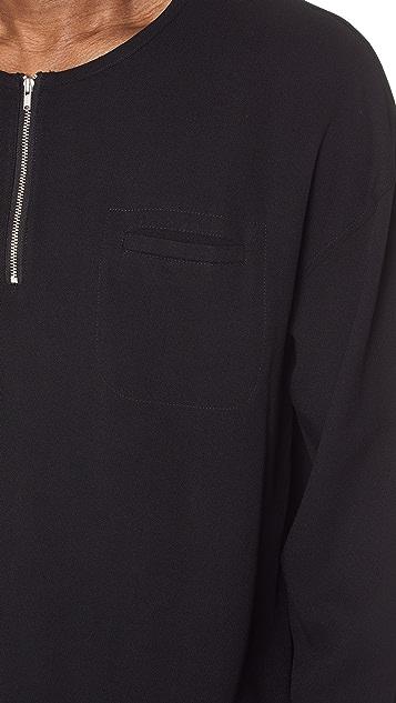 Matiere Sherwin Zip Shirt