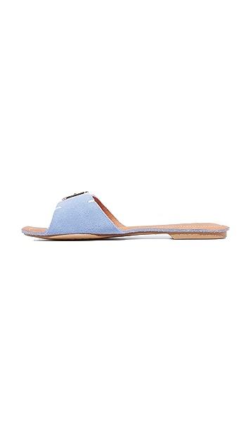Matiko Glide Buckle Slides