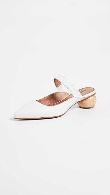 1e3614bc79 Matiko Virca Point Toe Mules | SHOPBOP
