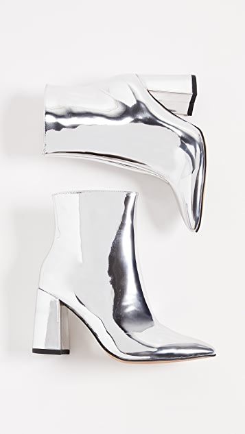 Matiko Lucinda Block Heel Booties | SHOPBOP