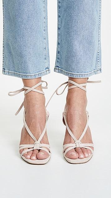 Matiko Nina 系带凉鞋