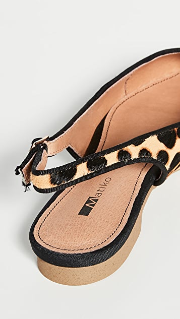 Matiko Lori 露跟平底鞋