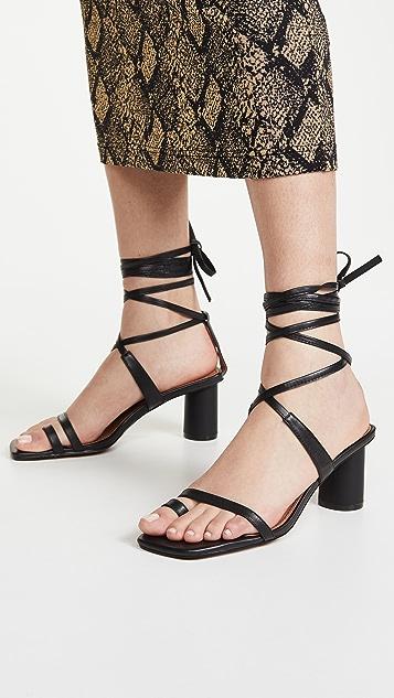 Matiko Violet 凉鞋