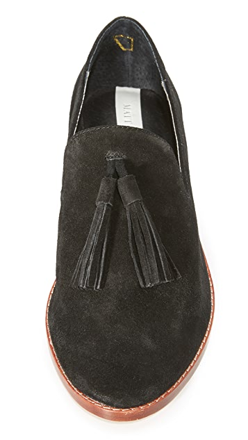 Matt Bernson Emerson Tassel Loafers