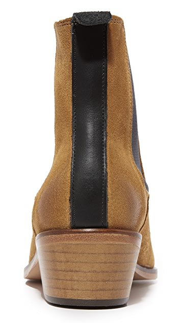 Matt Bernson Frisco Chelsea Booties