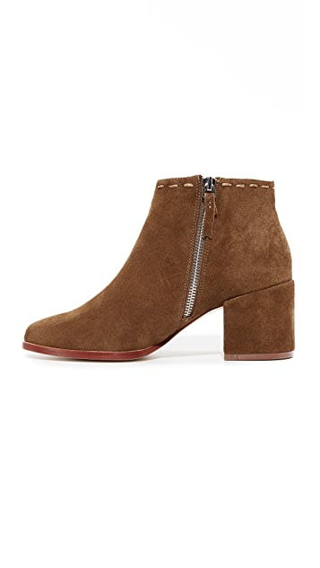 Matt Bernson Lido Ankle Booties