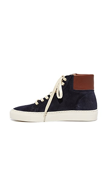 Matt Bernson Freethrow High Top Sneakers