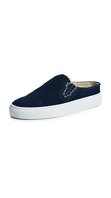 Matt Bernson Citron Mule Sneakers