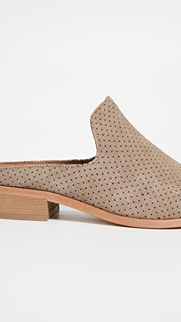 Matt Bernson Inspo Perforated Mules