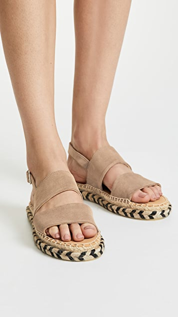 Matt Bernson Nissi Ankle Strap Espadrilles