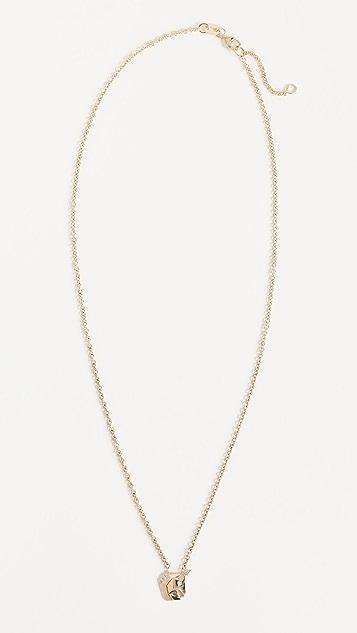 Mas Bisjoux 14k Gold Petite Magix Necklace
