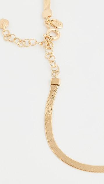 Maria Black Mio Chain Necklace