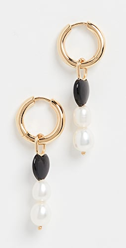 Maria Black - Polo Queen Charm Earrings