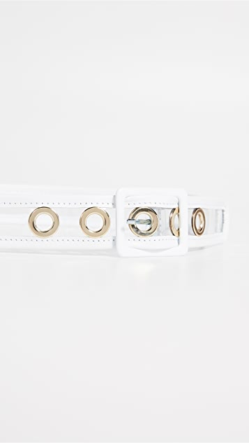 Maison Boinet 30mm Clear Belt