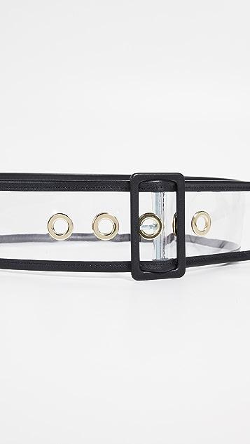 Maison Boinet 60mm Clear Belt