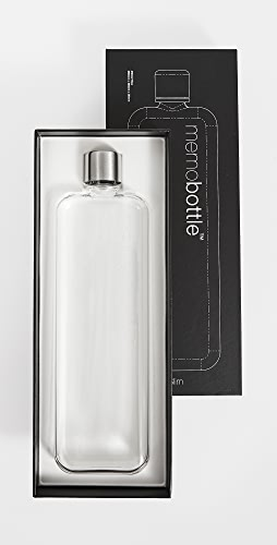 memobottle - 纤巧平板式便携手瓶