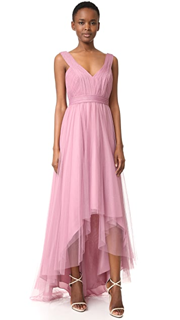 Hi-Low Cocktail Dresses Monique Lhuillier