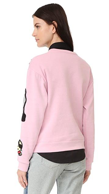 Michaela Buerger Los Angeles Sweatshirt