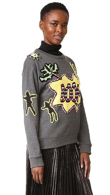 Michaela Buerger Ibiza Sweatshirt