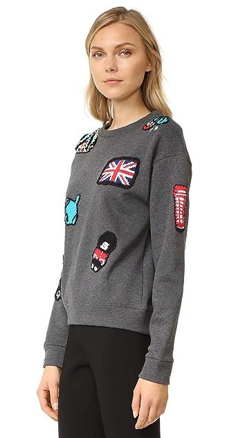 Michaela Buerger London Sweatshirt