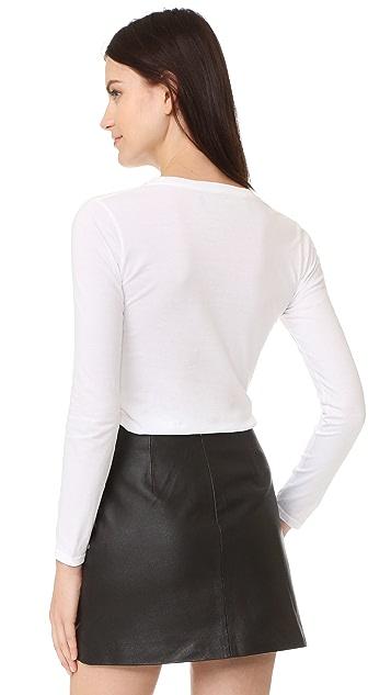 Michaela Buerger London Long Sleeve T-Shirt