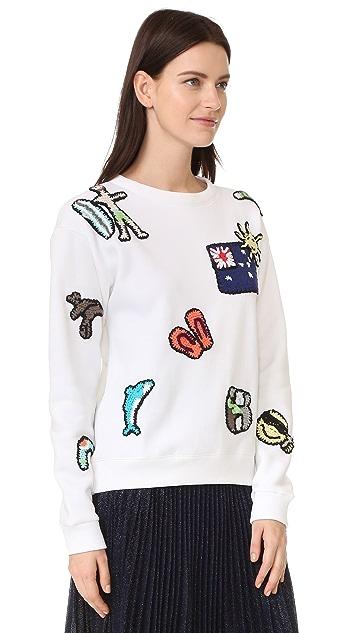 Michaela Buerger Australia Sweatshirt