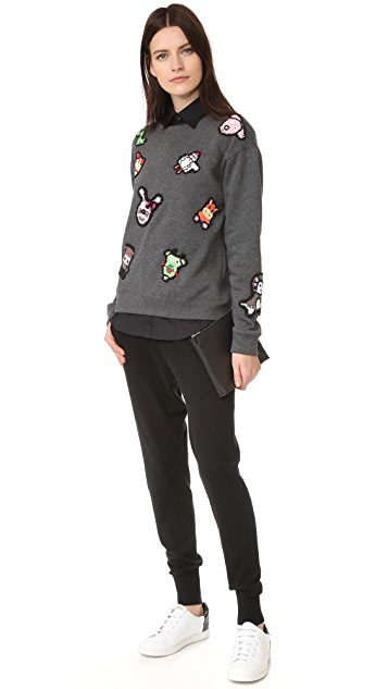 Michaela Buerger Chinese New Year Sweatshirt