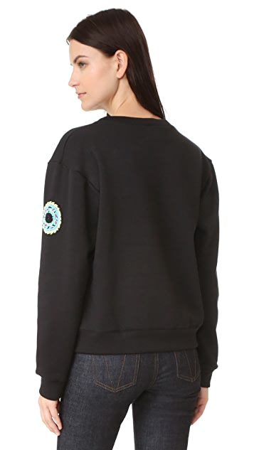 Michaela Buerger New York Sweatshirt