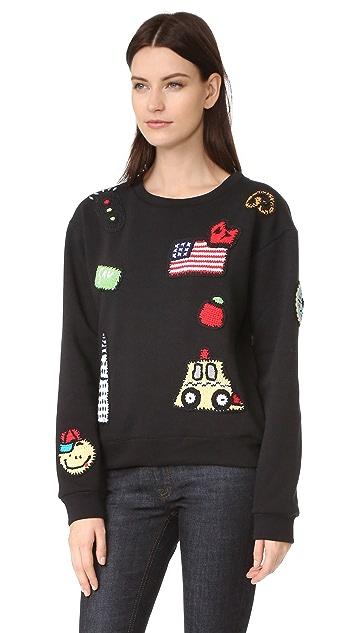 Michaela Buerger New York Sweatshirt