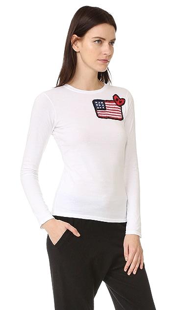 Michaela Buerger New York Long Sleeve T-Shirt