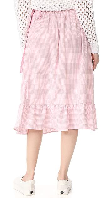 Michaela Buerger Ruffled Skirt
