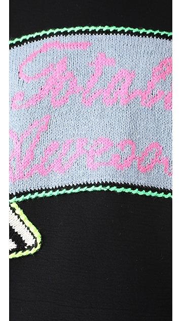 Michaela Buerger Totally Awesome Sweatshirt