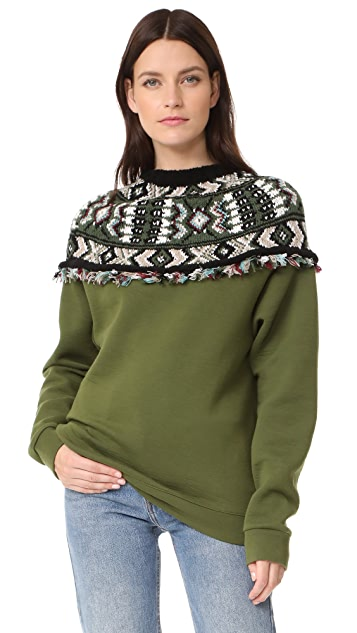 Michaela Buerger Sweatshirt