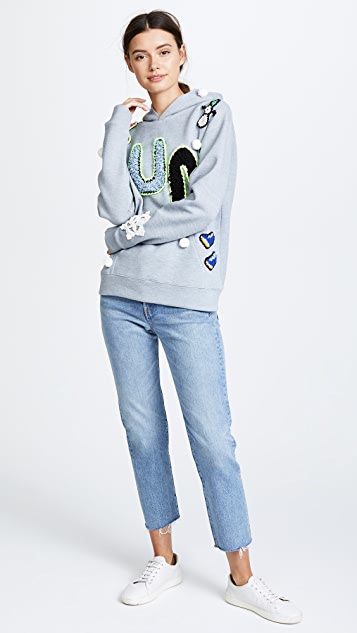 Michaela Buerger Fun Hooded Sweatshirt