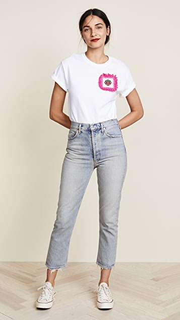 Michaela Buerger Strawberry Patch Tee