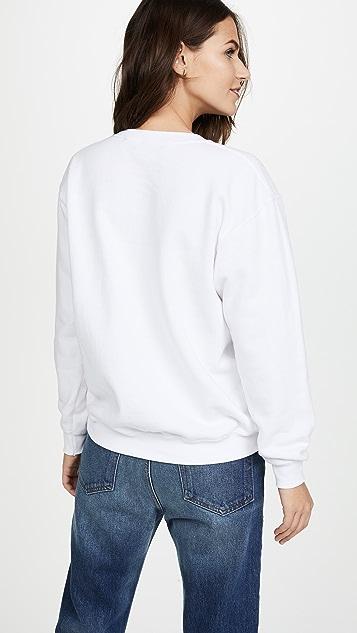 Michaela Buerger Classic Fair Isle Sweatshirt