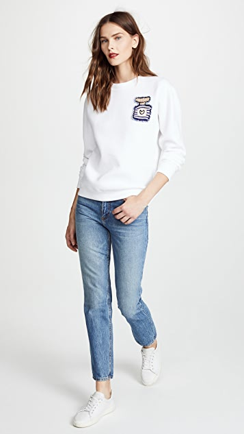 Michaela Buerger Perfume Bottle Sweatshirt