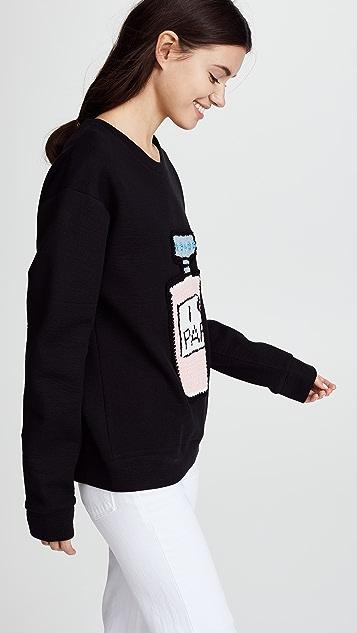 Michaela Buerger I Love Paris Sweatshirt