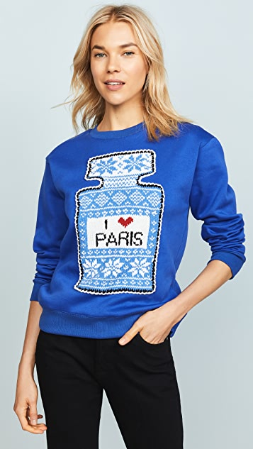 Michaela Buerger I Love Paris Sweatshirt