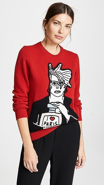 Michaela Buerger Icon Perfume Sweater