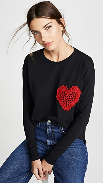 Michaela Buerger My Heart Is Yours Tee