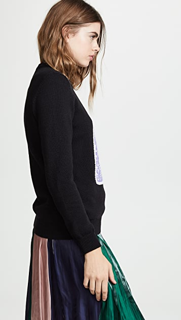 Michaela Buerger I Love Paris Sweater