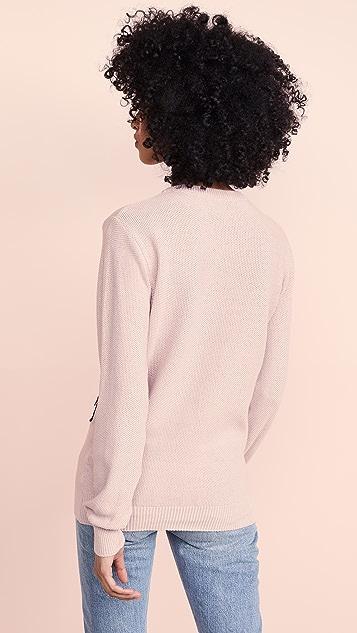 Michaela Buerger Kitties Sweater