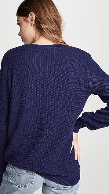 Michaela Buerger I Love Paris Perfume Bottle Sweater
