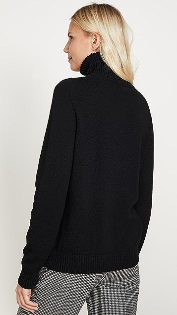 Michaela Buerger I Love Paris Fancy 高领上衣